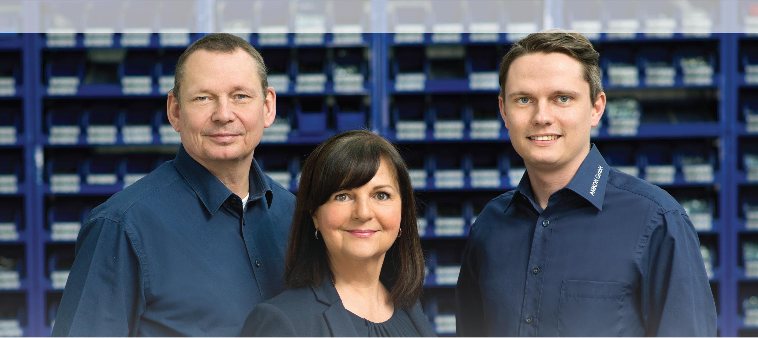 Amkon GmbH Team Geschäftsleitung