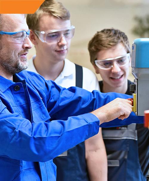 Amkon GmbH - Ausbildung als Industriemechaniker/- in